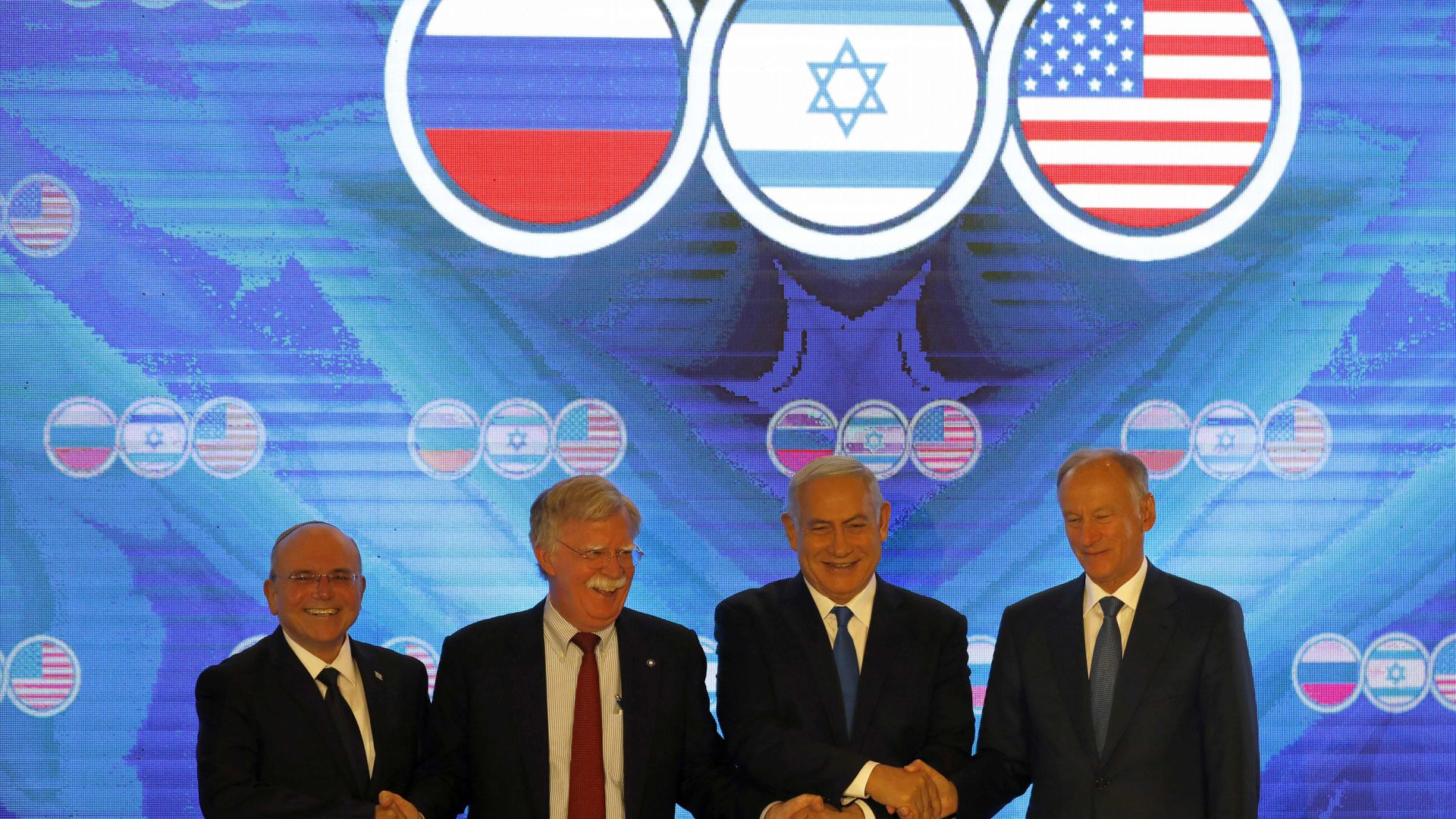 Syria deal requires Iranian pullback from Iraq and Lebanon, U.S. and Israel tell Russia