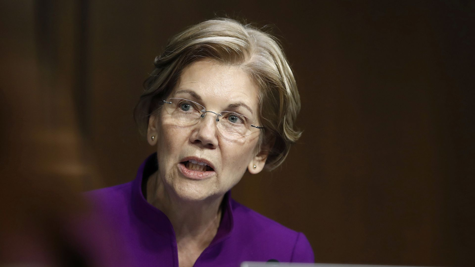 Sen. Elizabeth Warren. Photo: Carolyn Kaster / AP