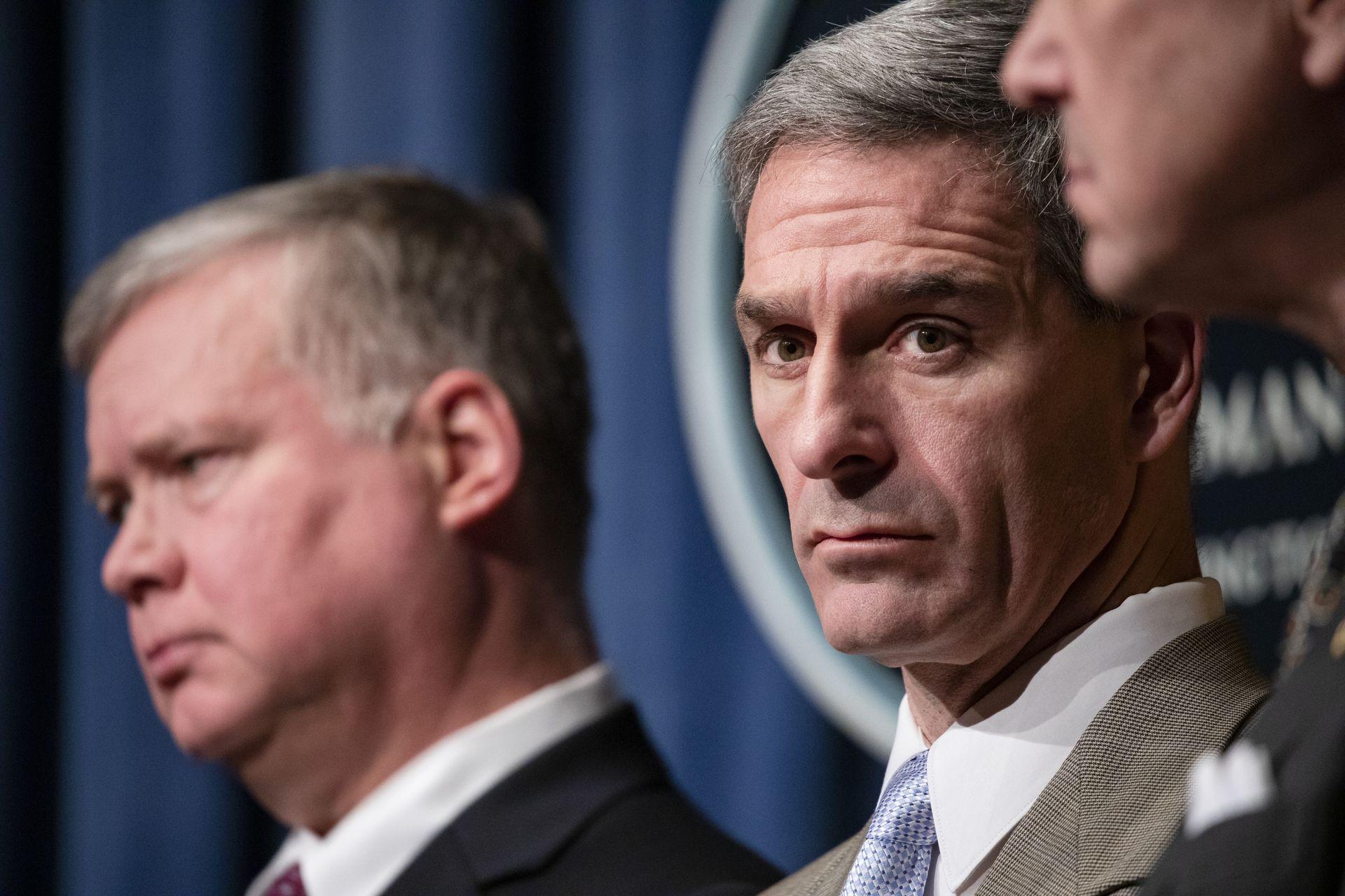 Federal judge rules Ken Cuccinelli unlawfully ran immigration agency