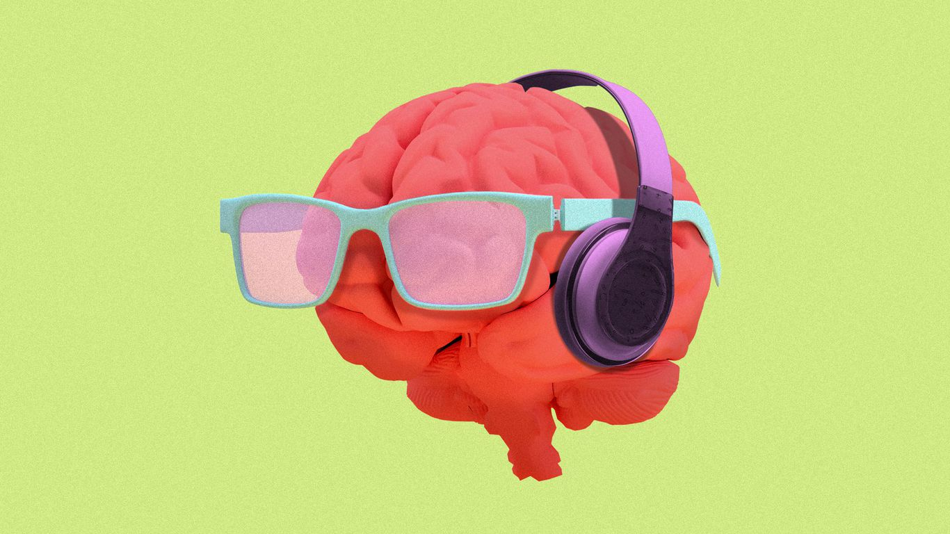 This is your brain on streaming audio