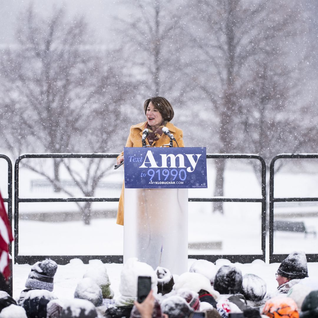 free shipping 43475 29ddf Amy Klobuchar  Everything you need to know about the 2020 candidate -  Democrat Amy Klobuchar is a senator from Minnesota known for her pragmatism  and ...
