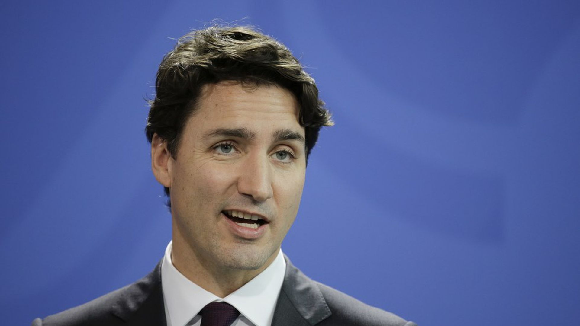 Justin Trudeau Defends Keystone XL And Oil Sands