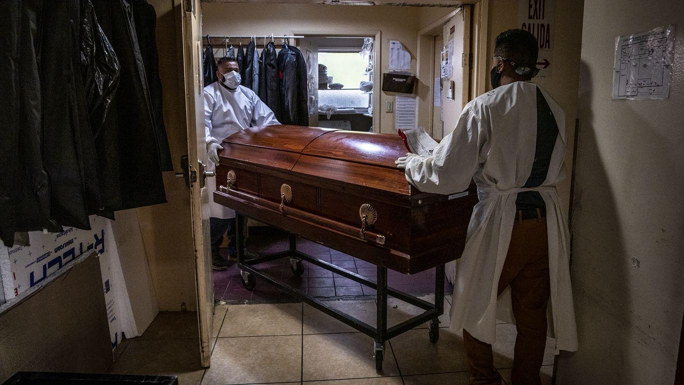 CDC report on COVID deaths underlines virus' danger