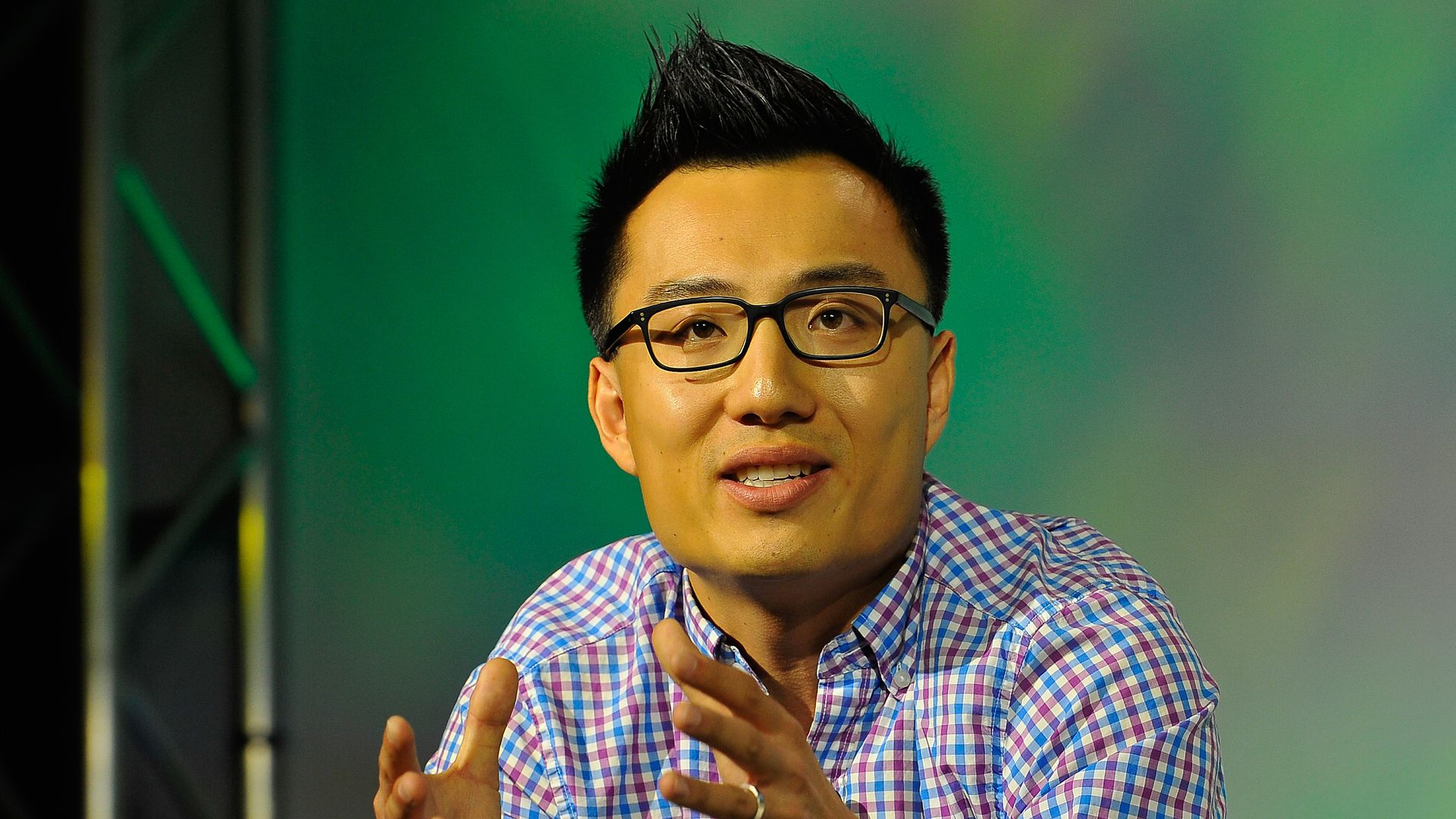 DoorDash co-founder and CEO Tony Xu