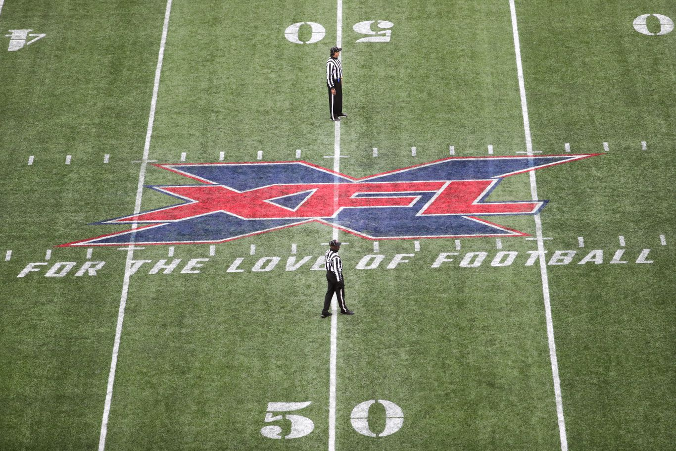 """XFL sold to group that includes Dwayne """"The Rock"""" Johnson for $15 million thumbnail"""