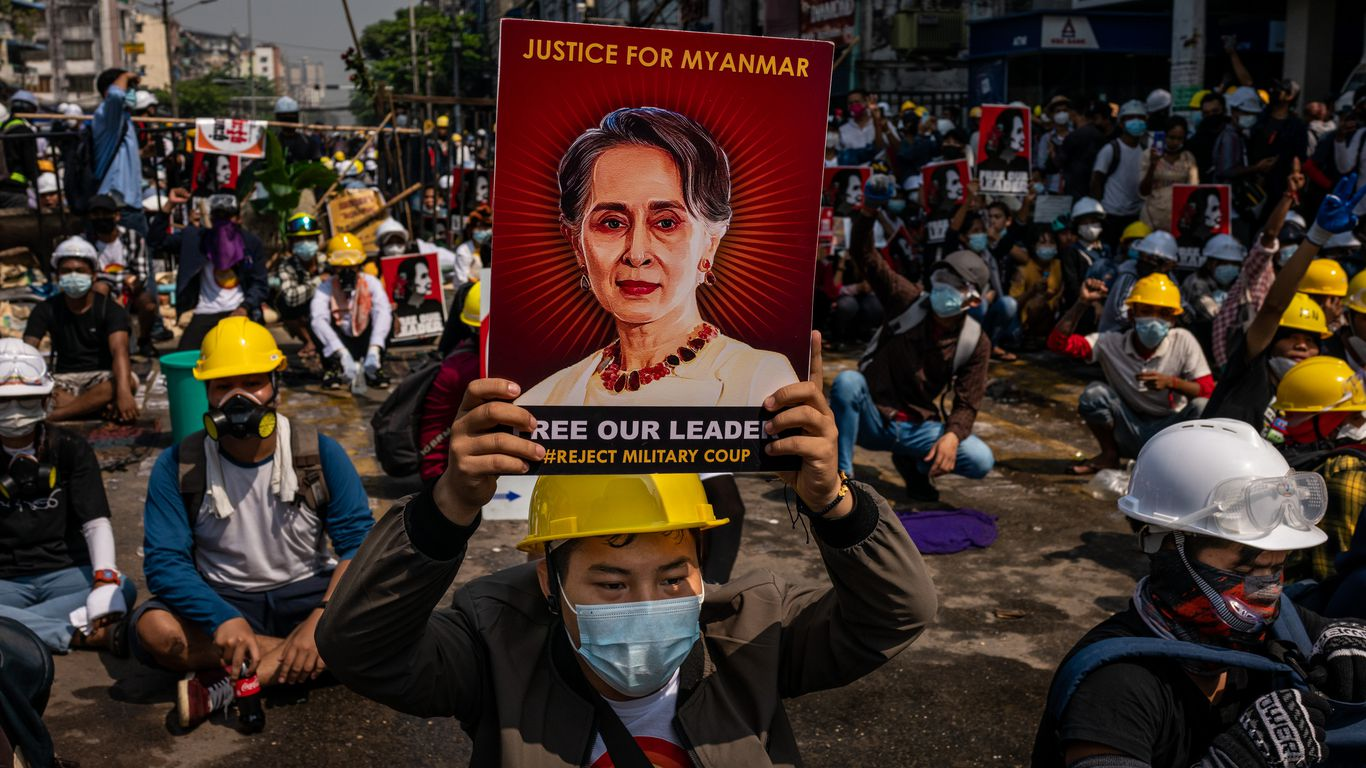 Aung San Suu Kyi formally charged with corruption by Myanmar military junta thumbnail