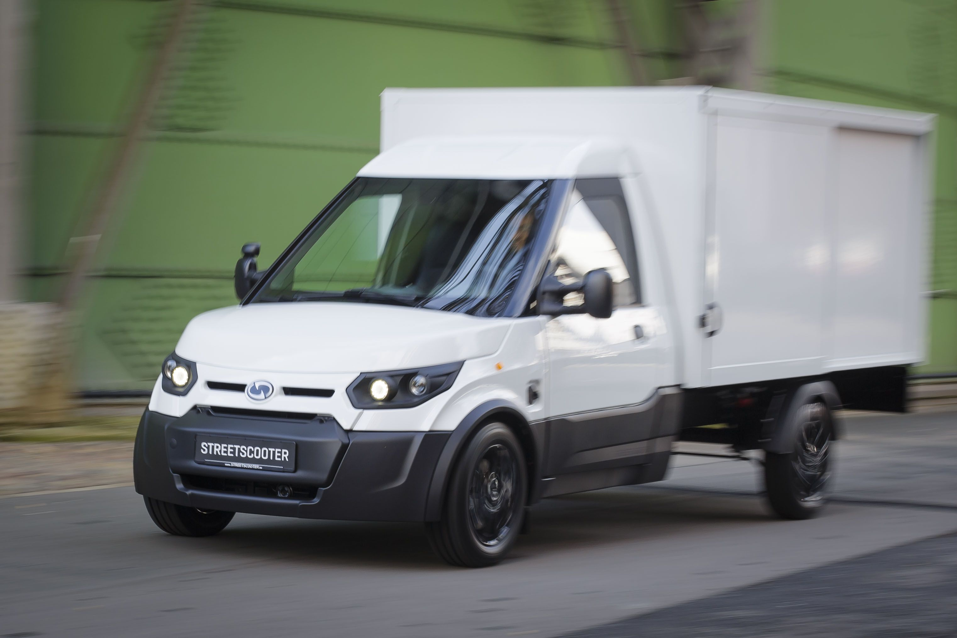 Electric delivery vans are having a moment