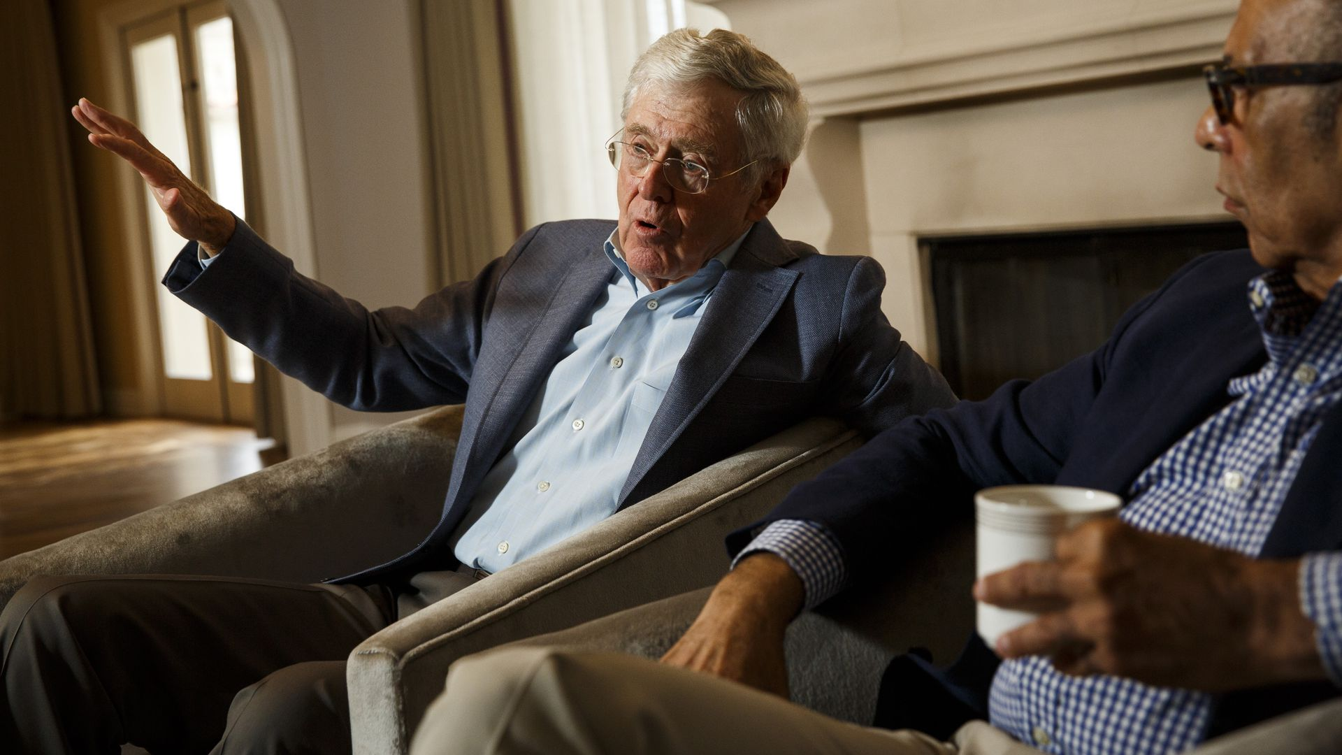 "The Koch network looks for ""nonpartisan solutions,"" is open to backing Democrats in 2020"