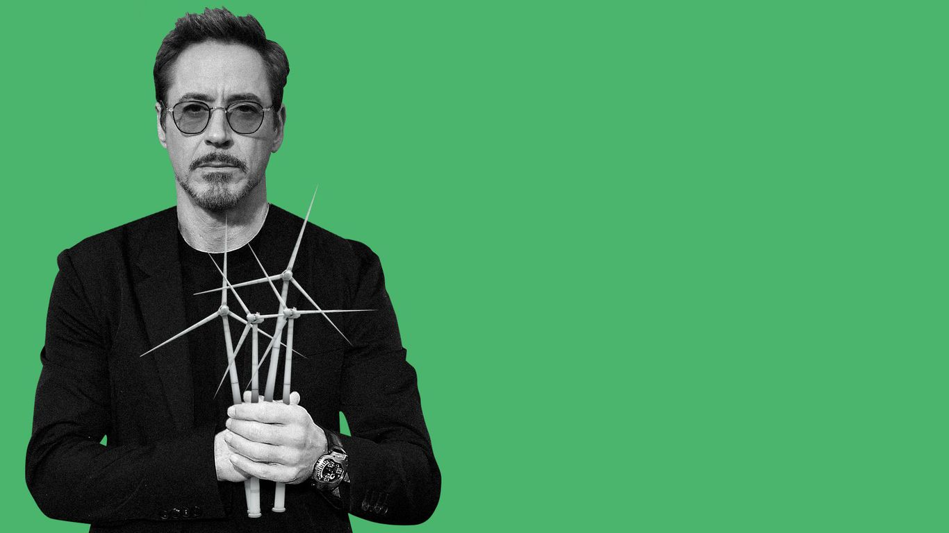 Podcast: Robert Downey Jr. launches VC funds to help save the planet thumbnail