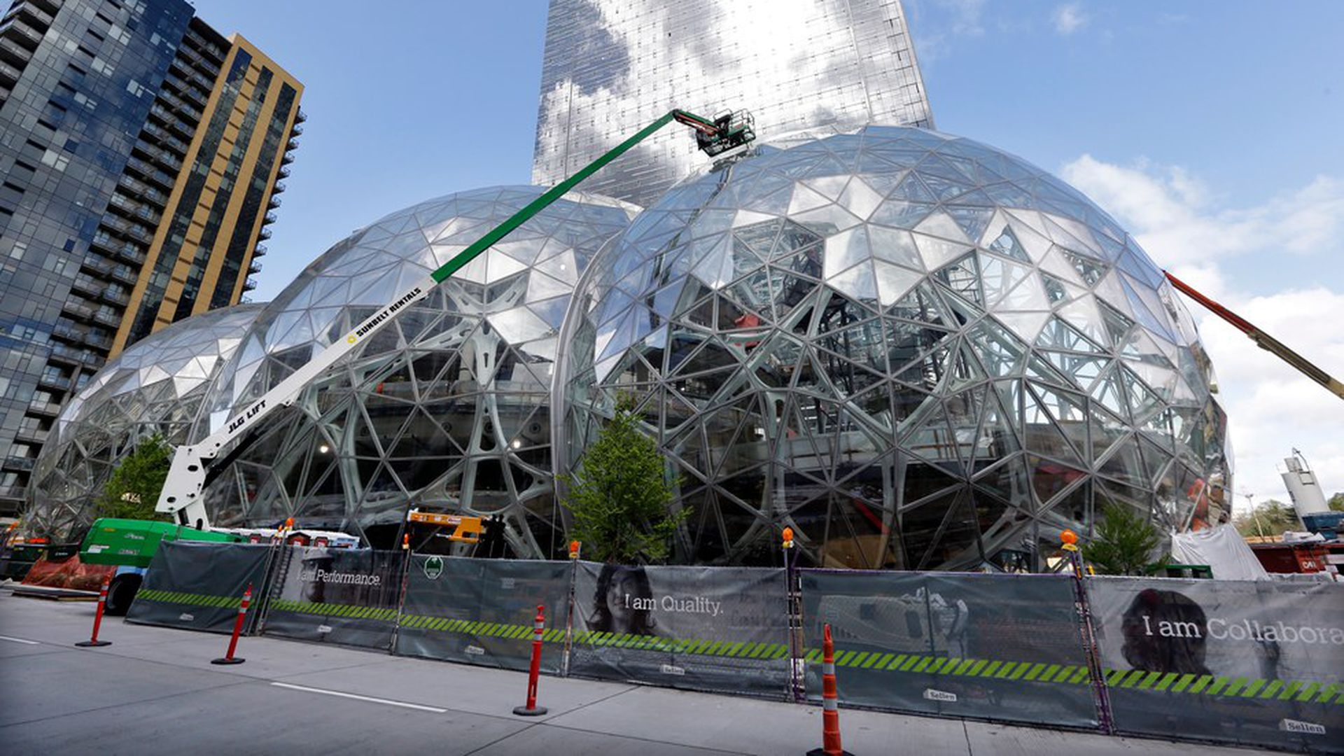 5 potential contenders for Amazon's next headquarters