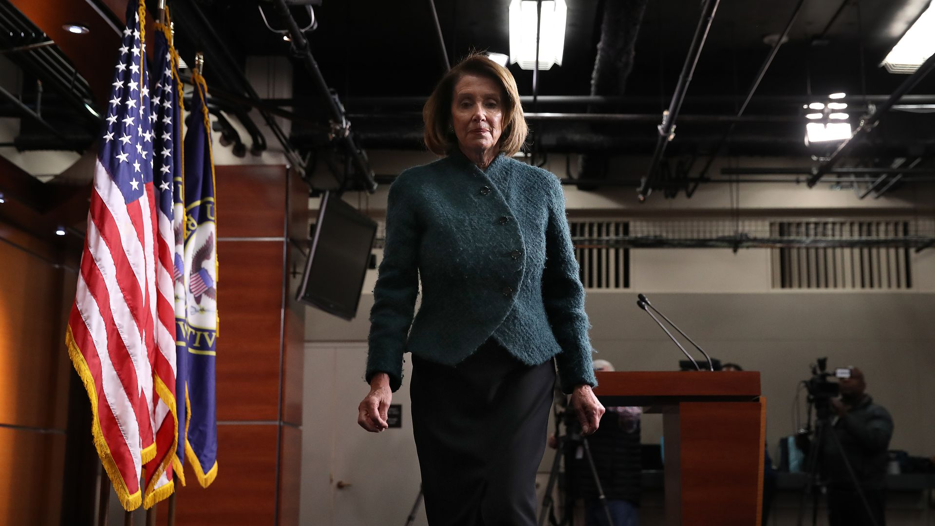 Nancy Pelosi postpones overseas trip to war zone after details leaked by Trump administration