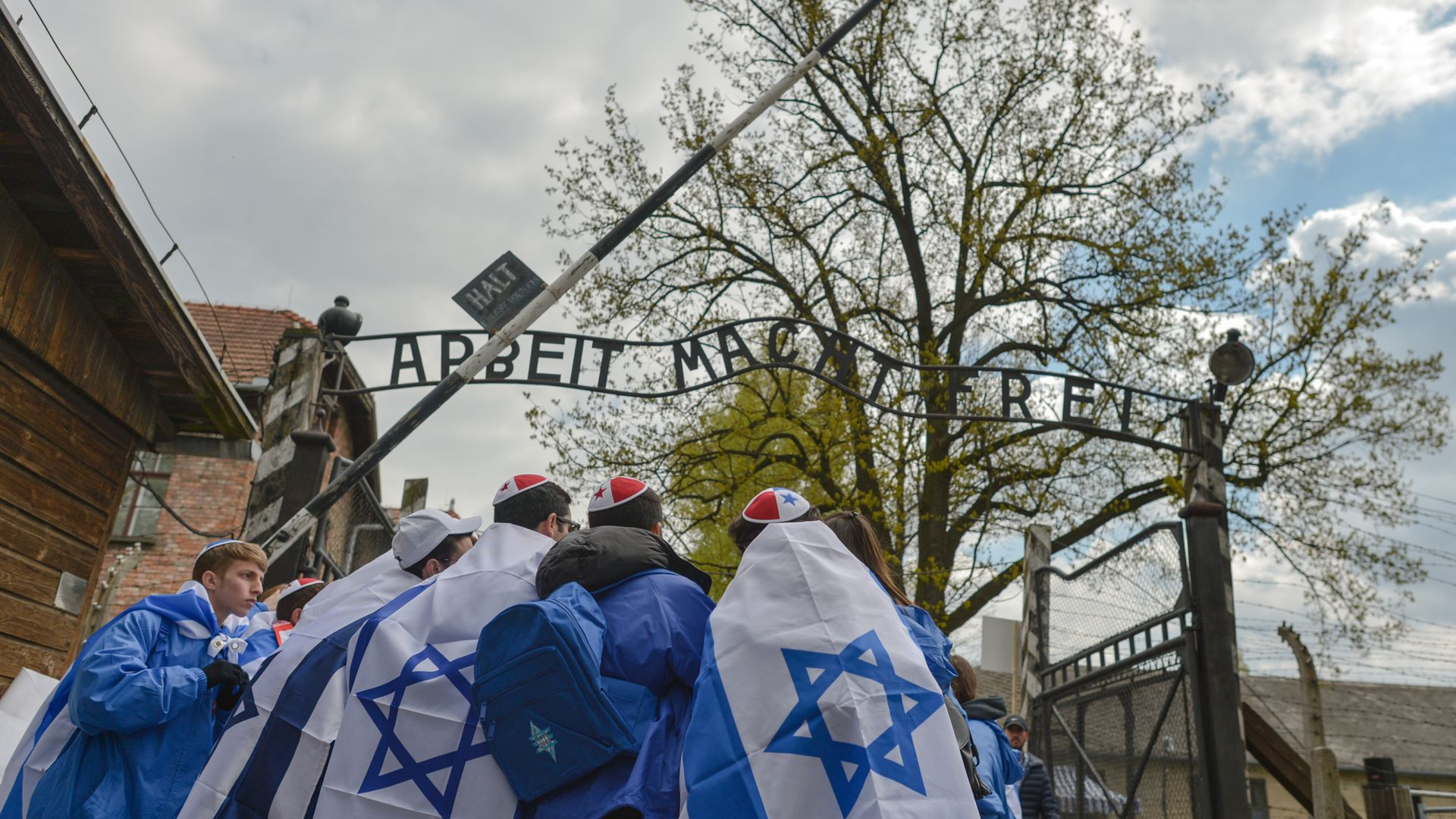 Americans are starting to forget key details of the Holocaust