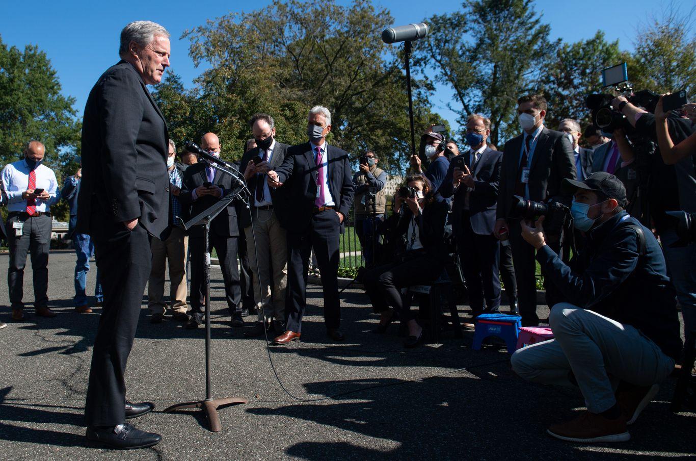 White House has no plans to mandate masks thumbnail
