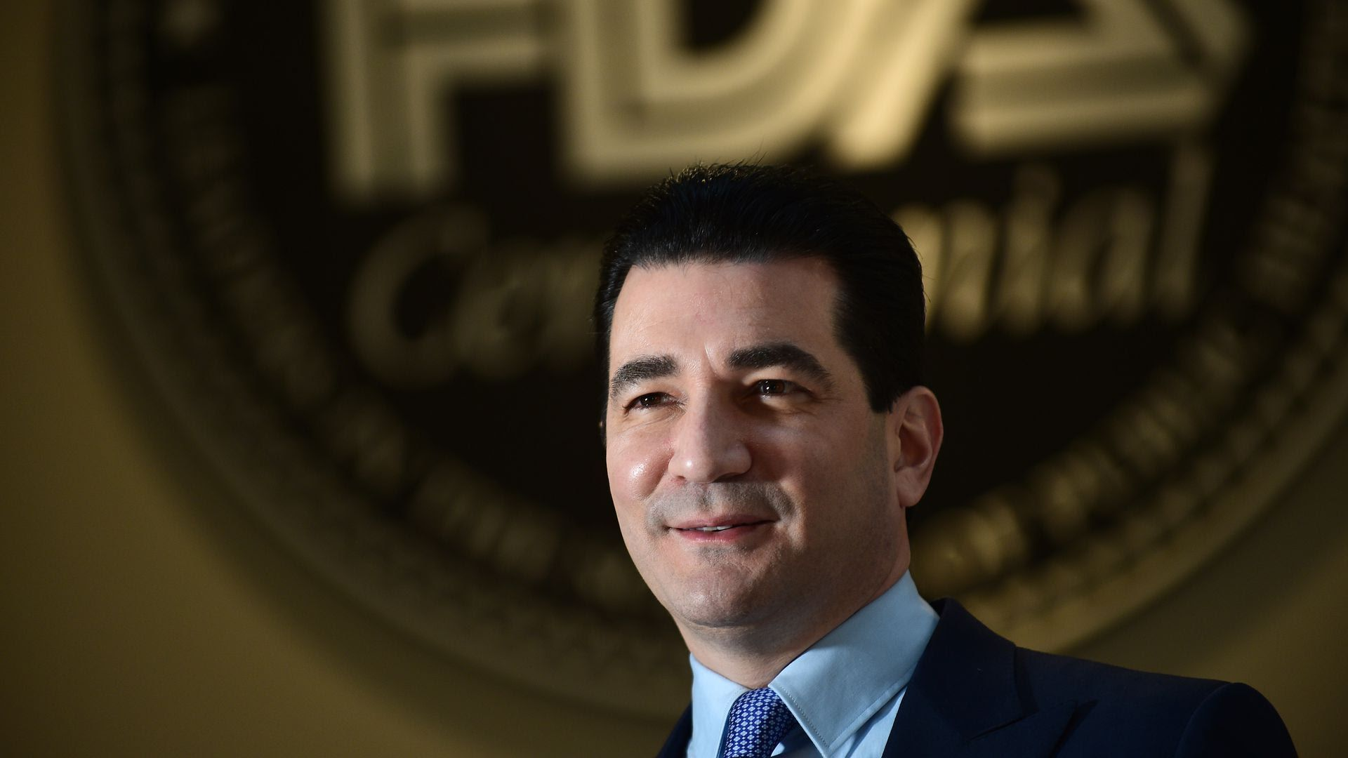Former FDA commissioner Scott Gottlieb. Photo: Astrid Riecken For The Washington Post via Getty Images
