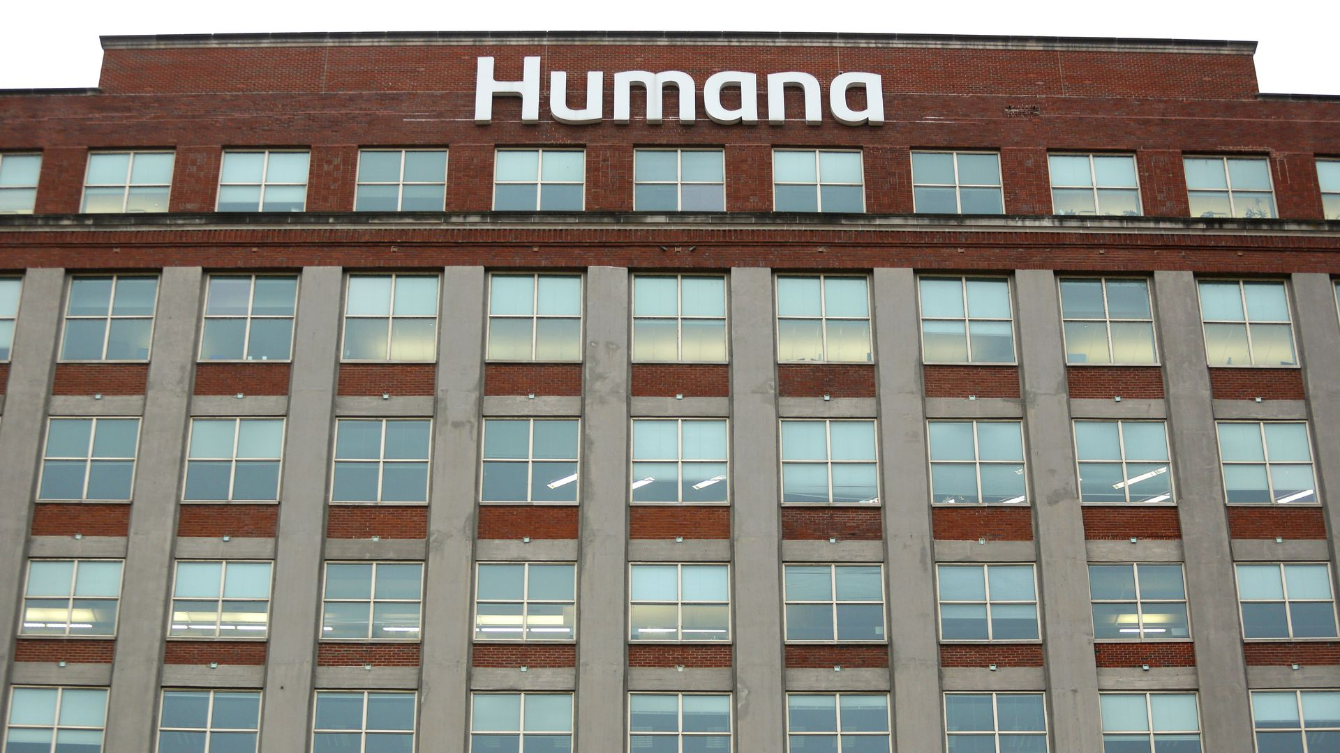 Humana's office building