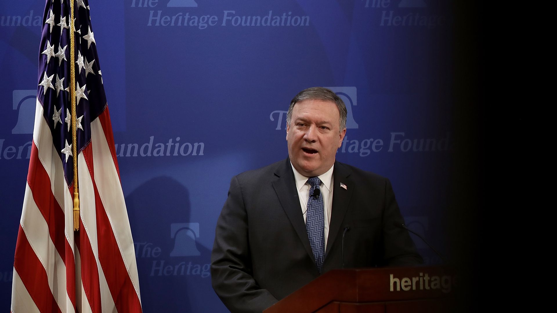 U.S. Secretary of State Mike Pompeo