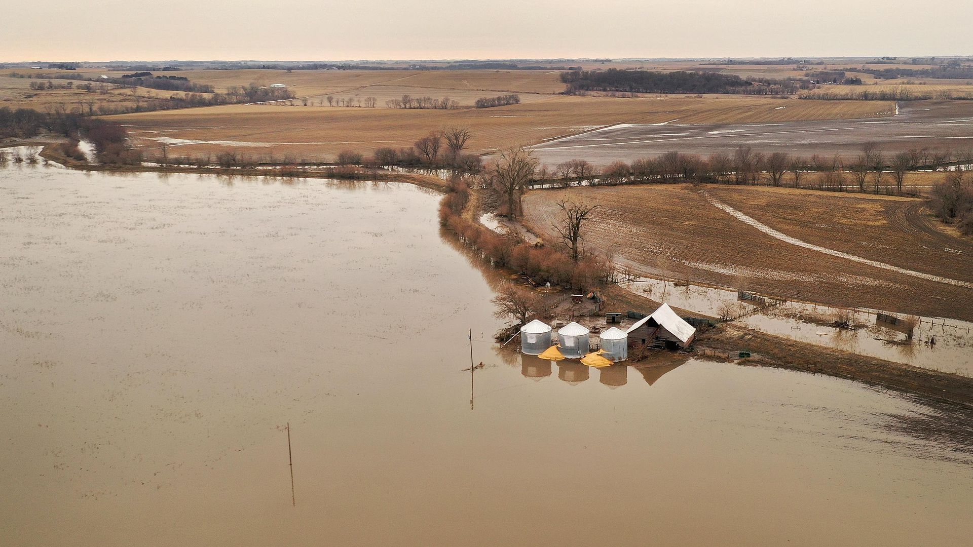 Flooding in Nebraska
