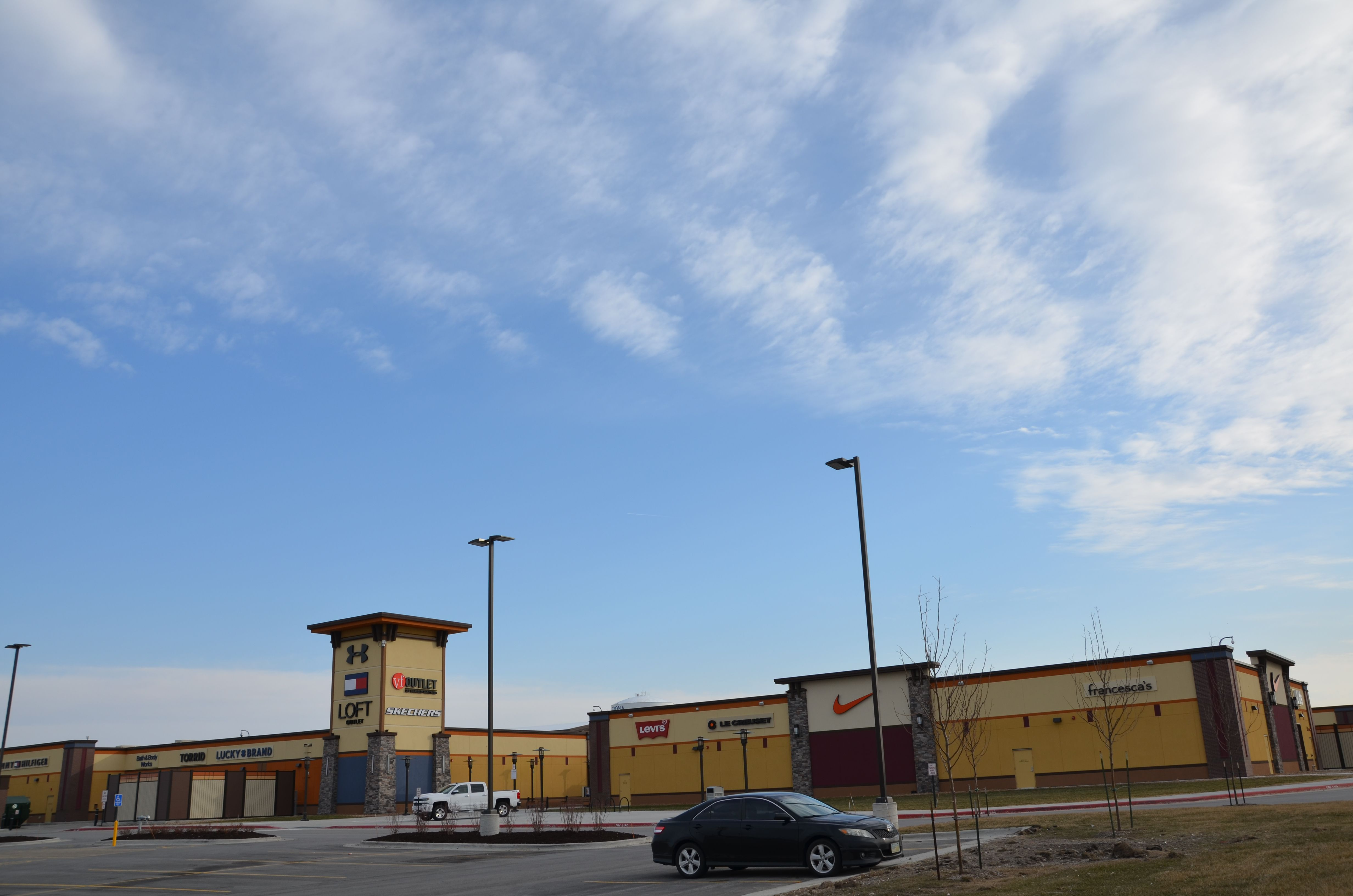 A photo of Outlets of the Des Moines.