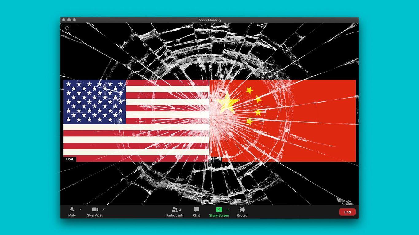 Zoom's U.S.-China tightrope