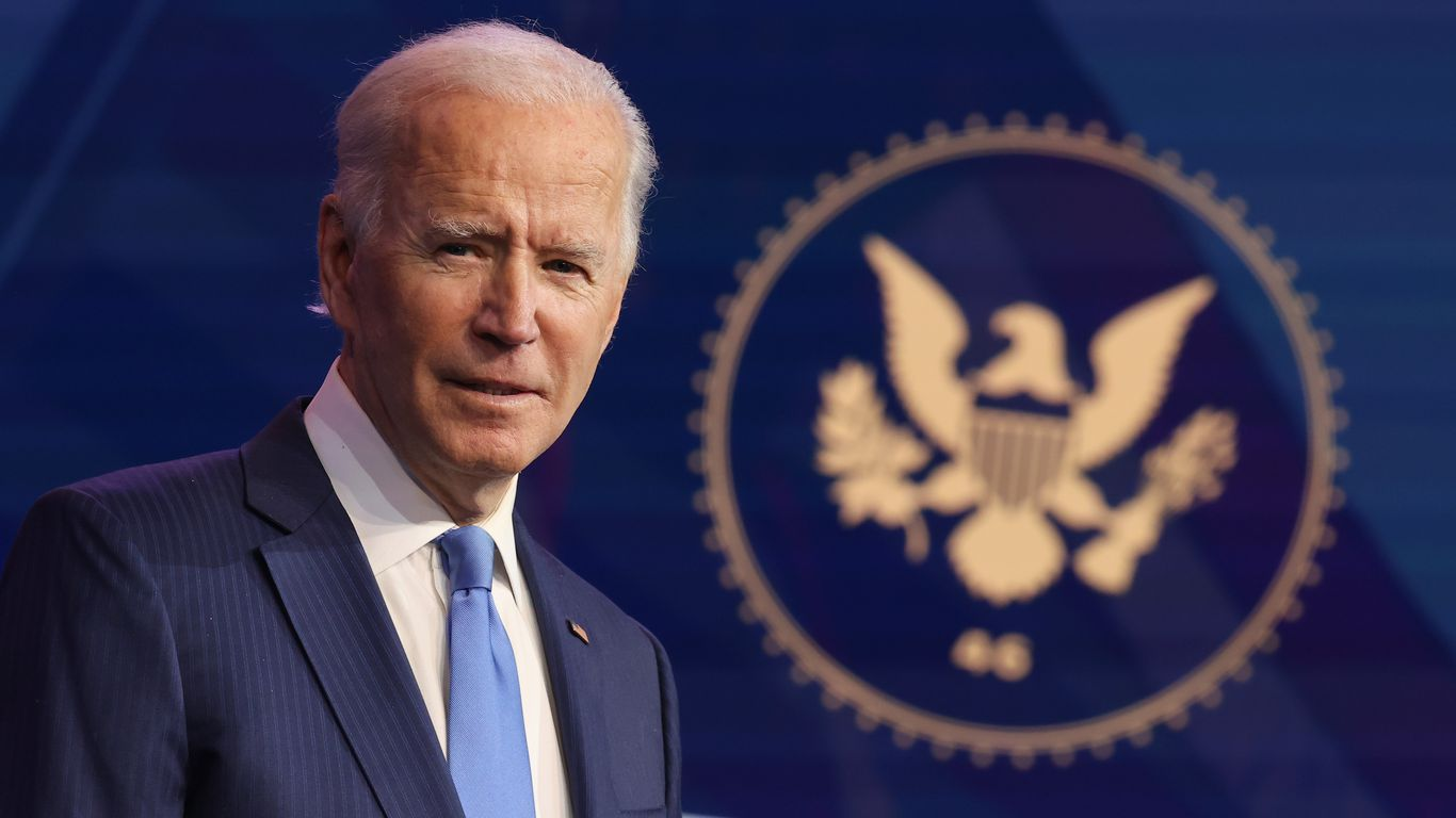 "Biden: ""We will manage the hell out of"" vaccine distribution"