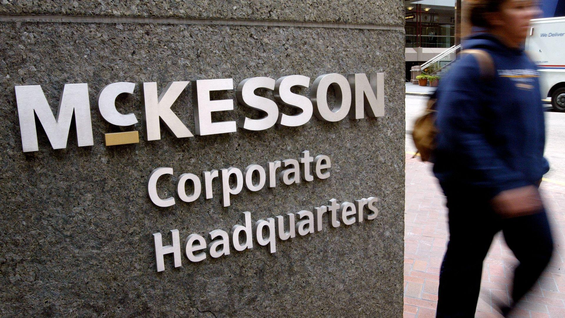 McKesson, Cardinal, AmerisourceBergen offer $10 billion opioid