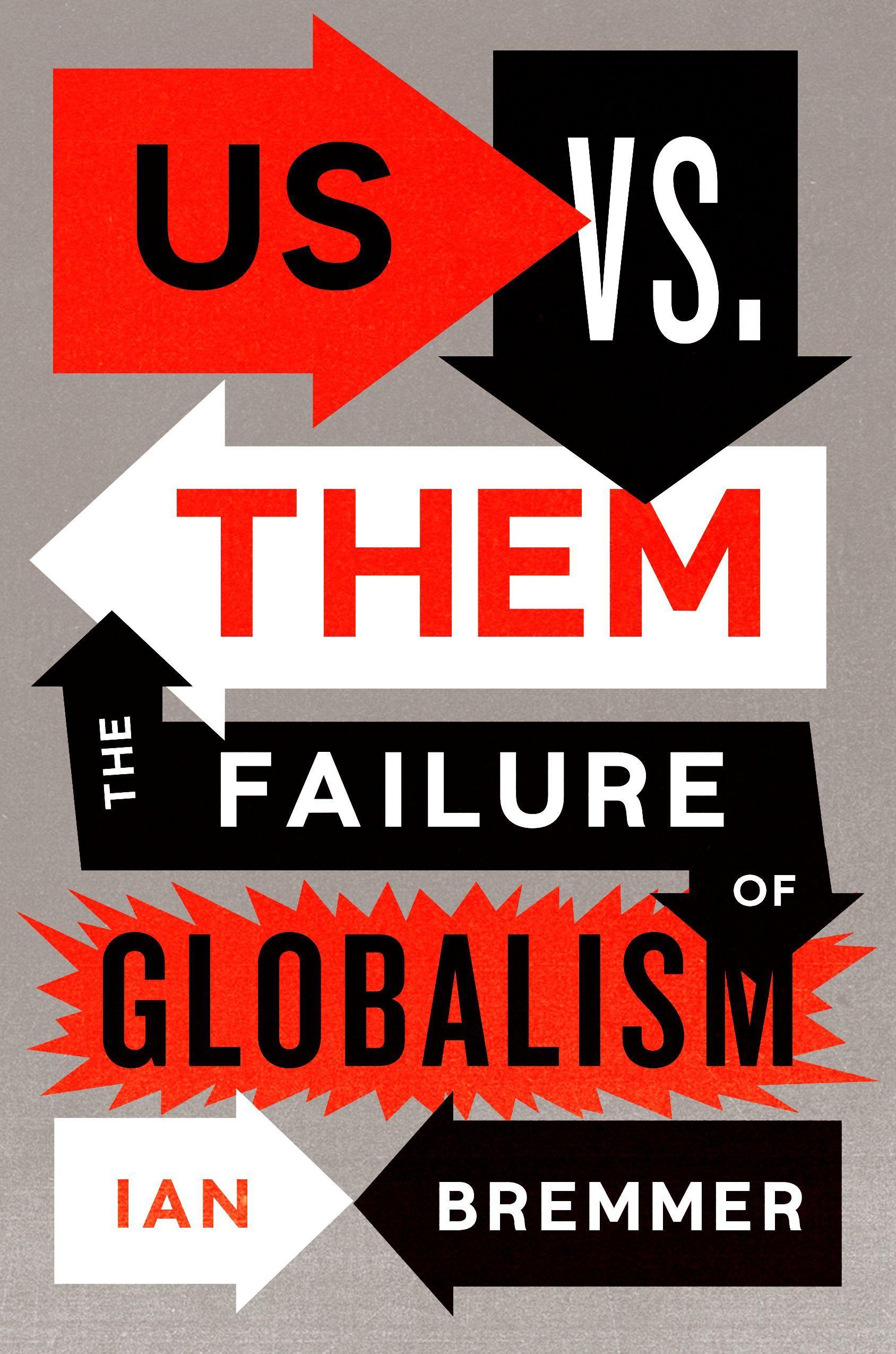 Ian Bremmer's new book