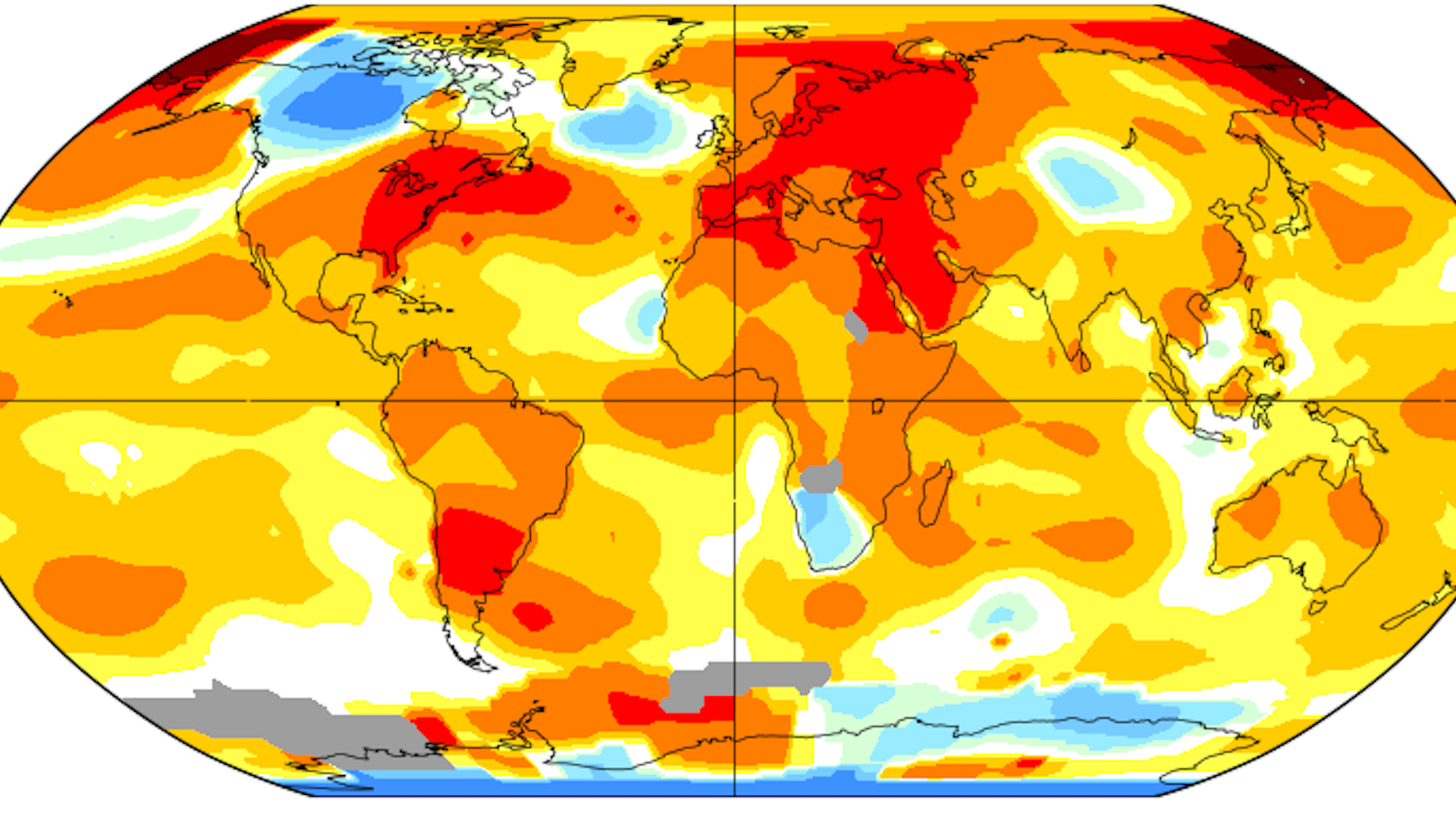 September ranked as the 5th-warmest such month on record dating back to 1895.