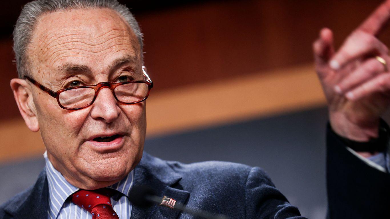 Senate parliamentarian says Democrats could use budget reconciliation again this year thumbnail