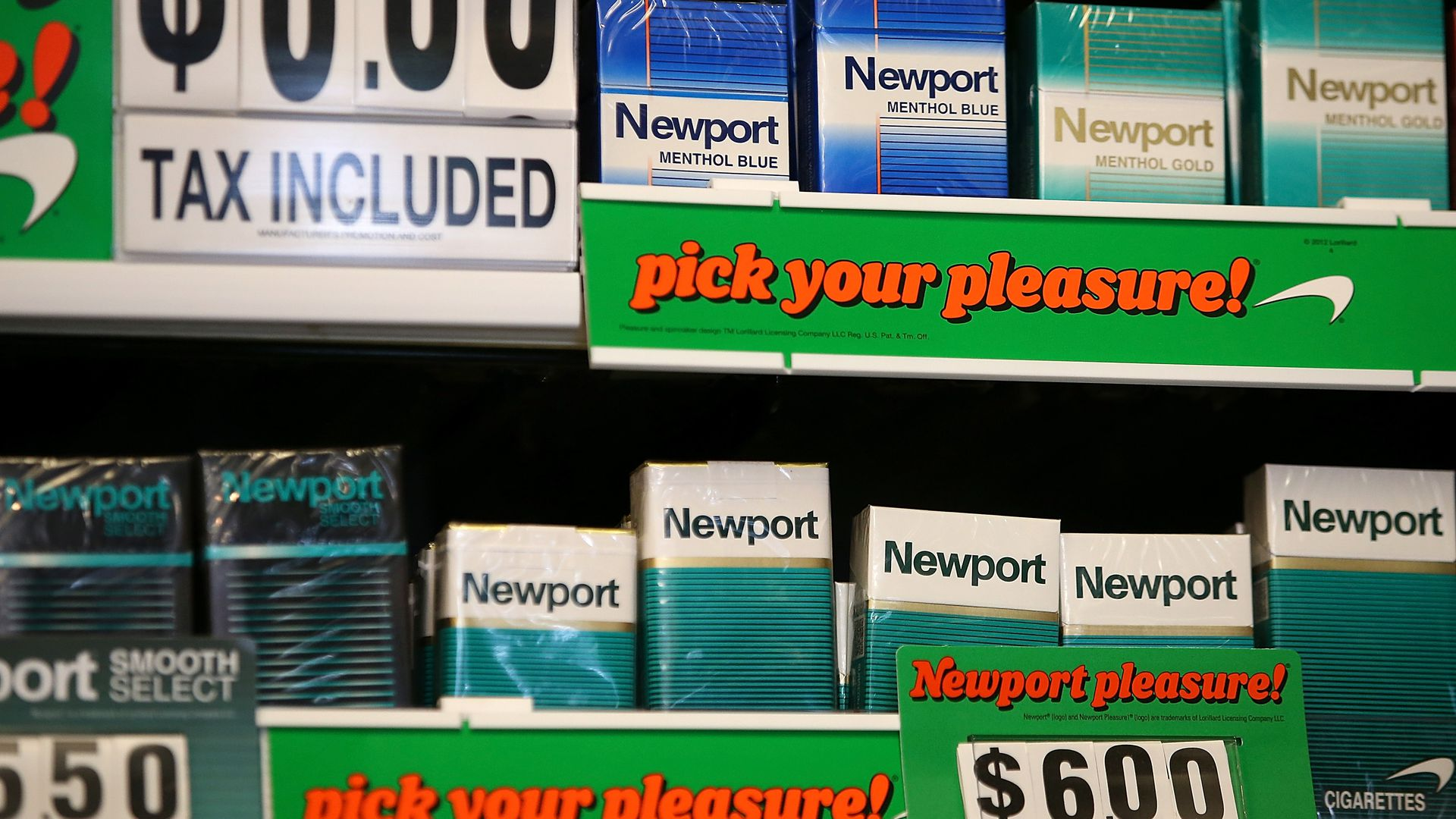Fda Advisers Ban Use Of Behavior >> Fda Planning Proposal To Ban Menthol Cigarettes Axios