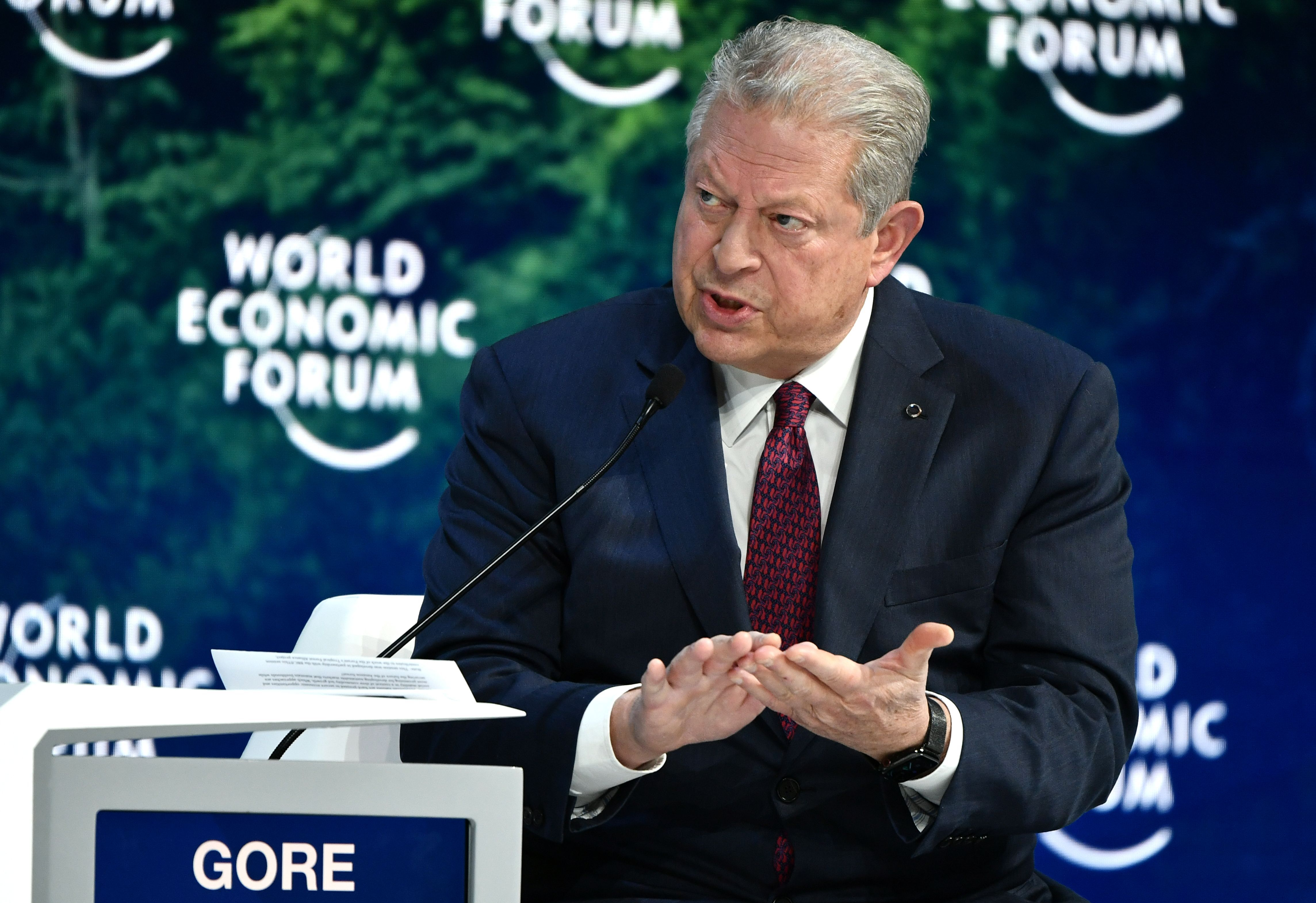 Al Gore launches voter drive to make climate fight an election priority - Axios