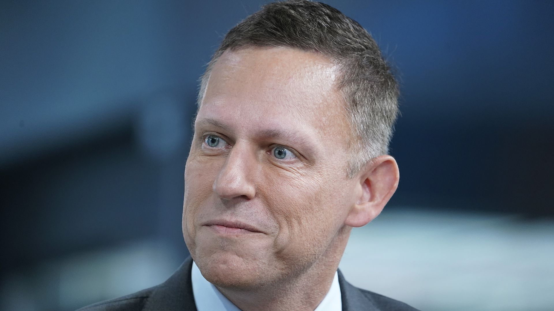 Peter Thiel, the bridge between Trump and Facebook - Axios