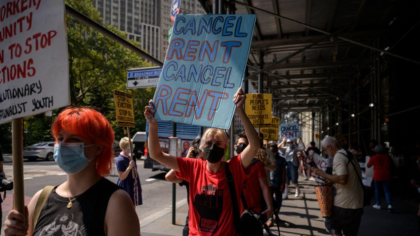 Goldman Sachs estimates 750K households face eviction after moratorium ends thumbnail