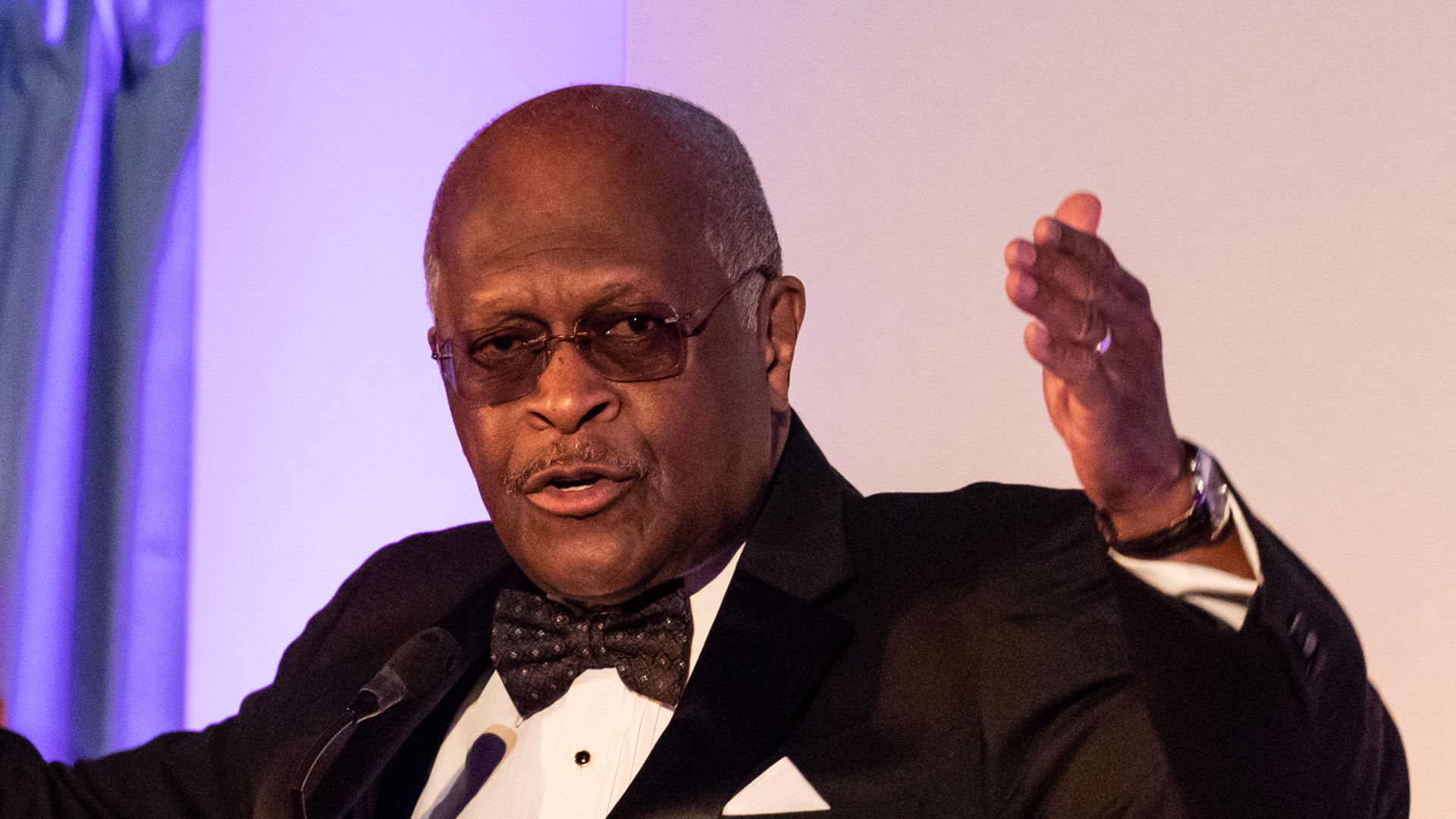 Herman Cain says the sexual misconduct accusations leveled against him did not impact his decision to turn down President Donald Trump's nomination.
