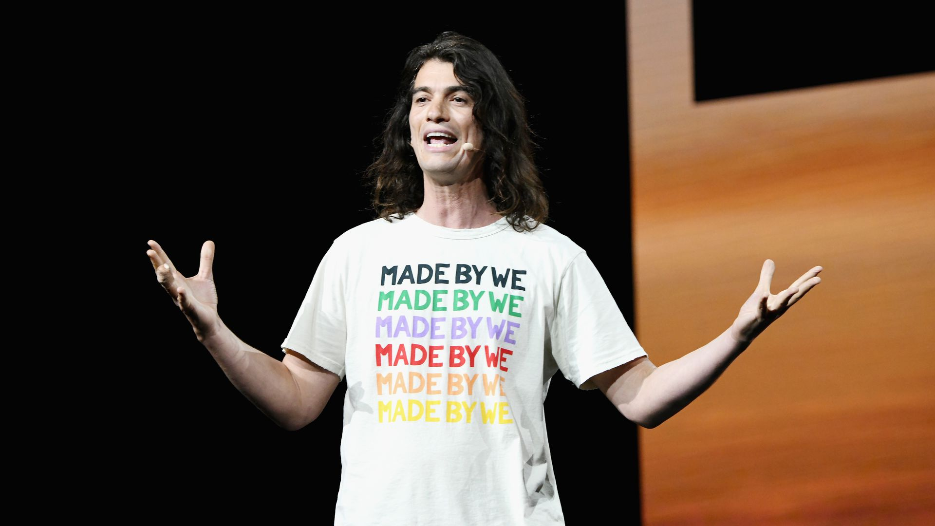 Scoop: Adam Neumann will determine WeWork's fate