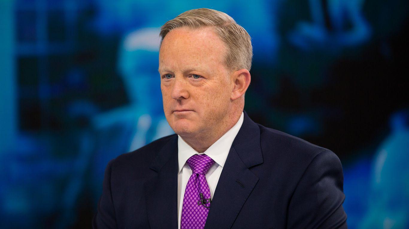 Sean Spicer, Russ Vought sue Biden over Naval Academy Board removal