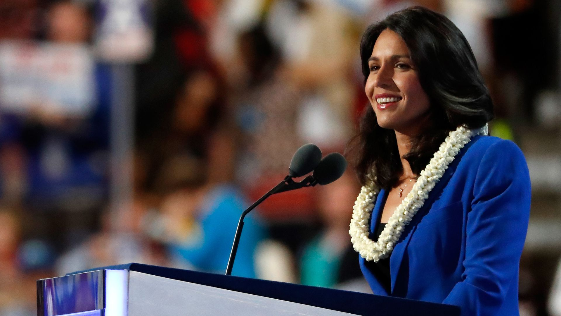 Tulsi Gabbard on the issues, in under 500 words