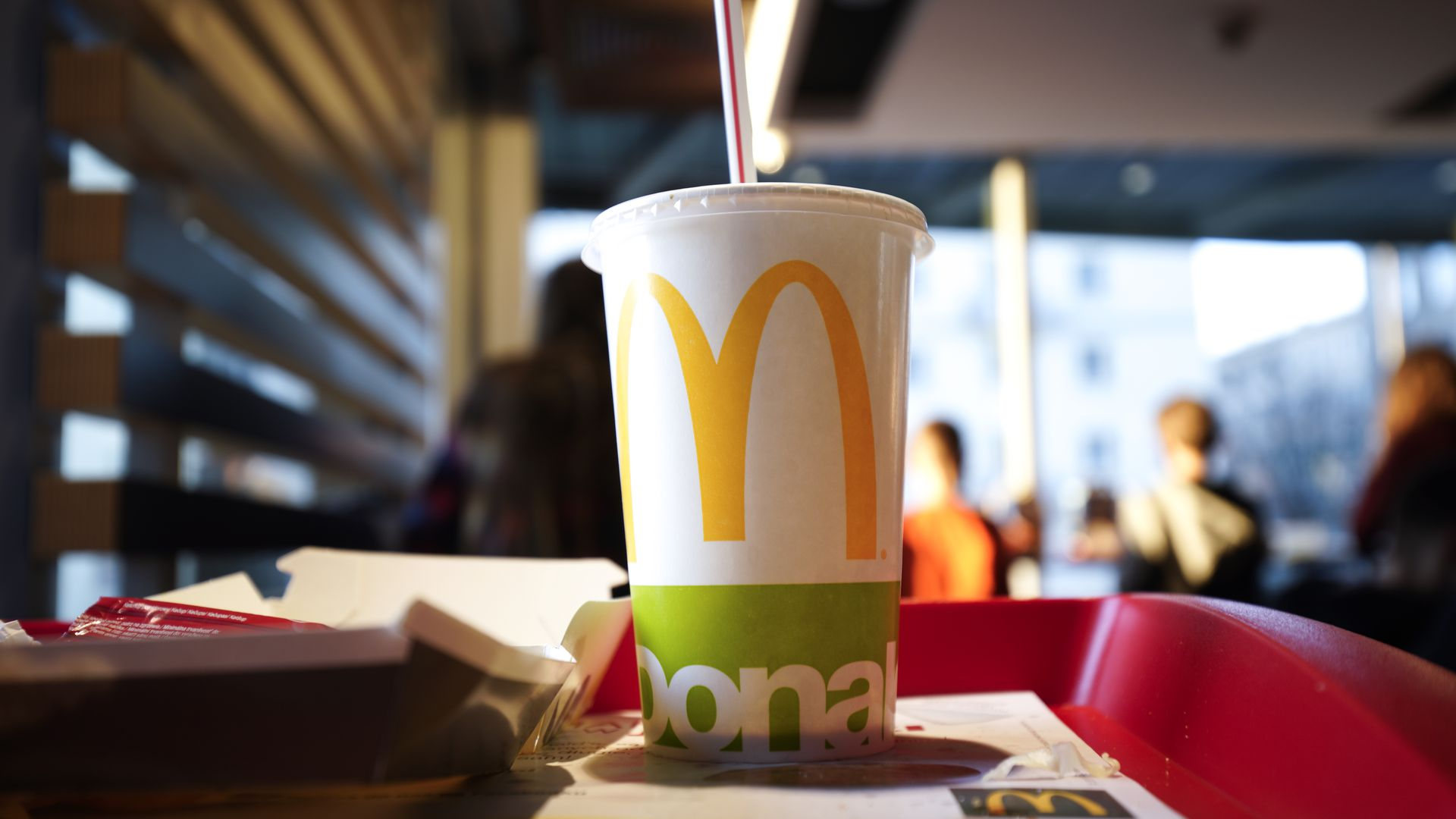 McDonald's latest acquisition shows how the fast food industry has made technology a priority