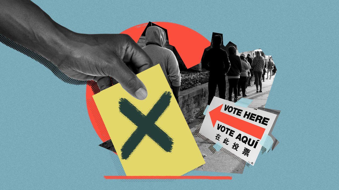 How racial politics still suppress the vote