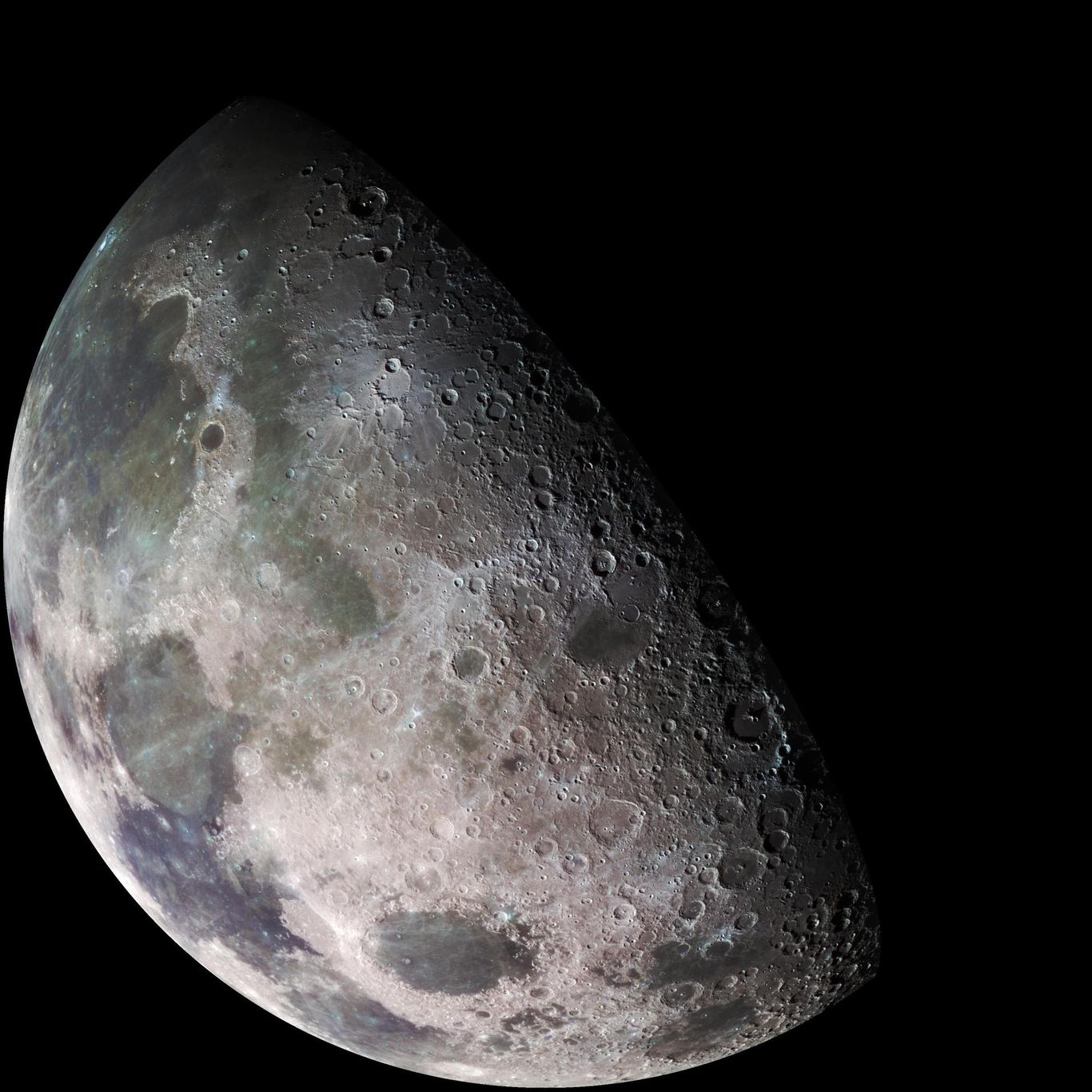 NASA confirms water exists on sunny parts of the Moon thumbnail