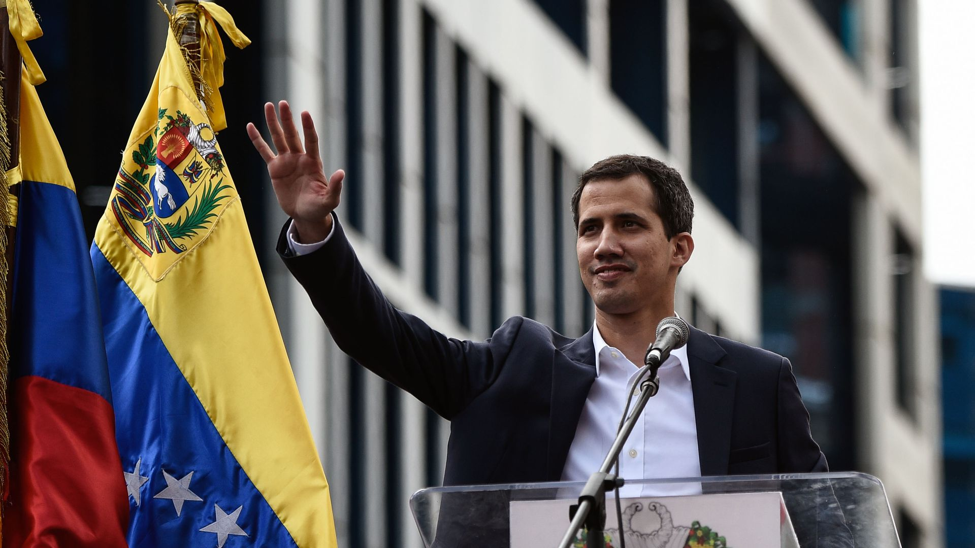 EU Parliament Recognizes Juan Guaido As Venezuela's Interim President