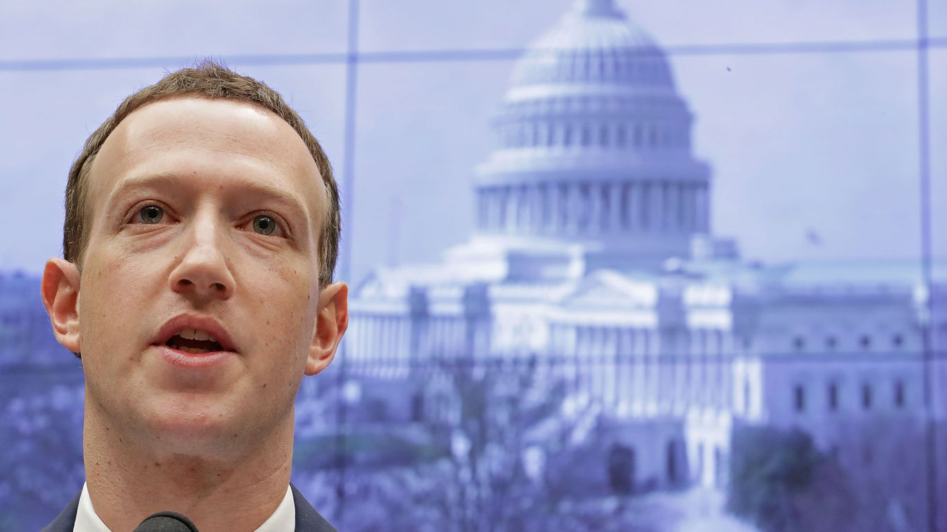 Facebook extends Trump ban indefinitely over incitement of violence thumbnail