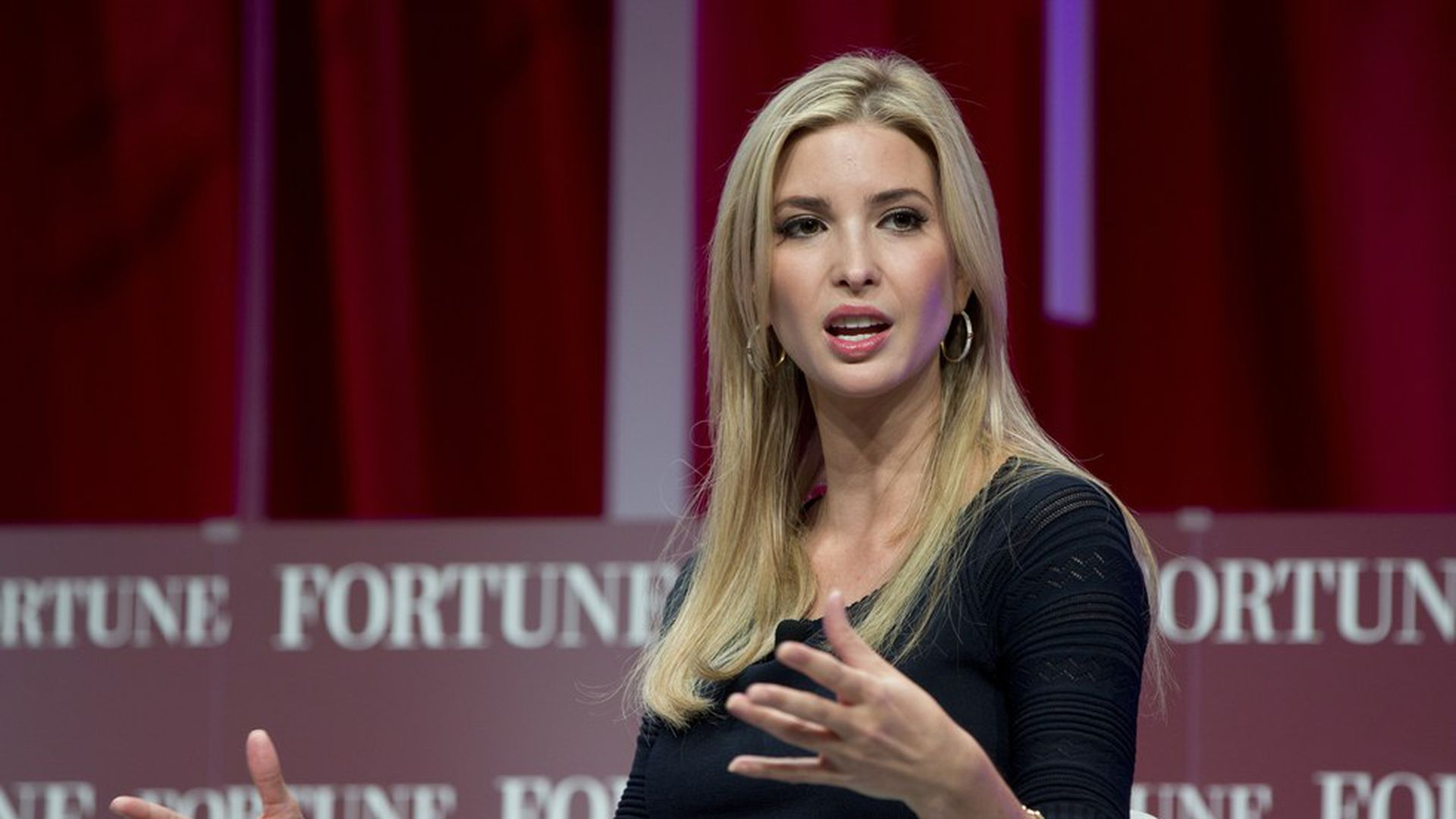 Ivanka Trump pushes back for paid family leave