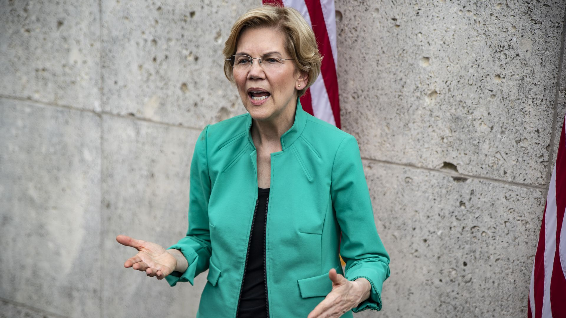 Warren's college debt plan benefits those who earn more