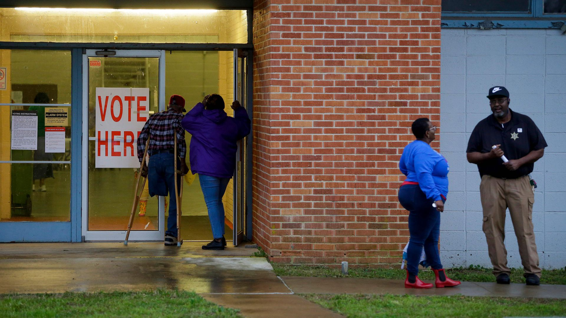 Supreme Court Restores Alabama Voting Restrictions Axios