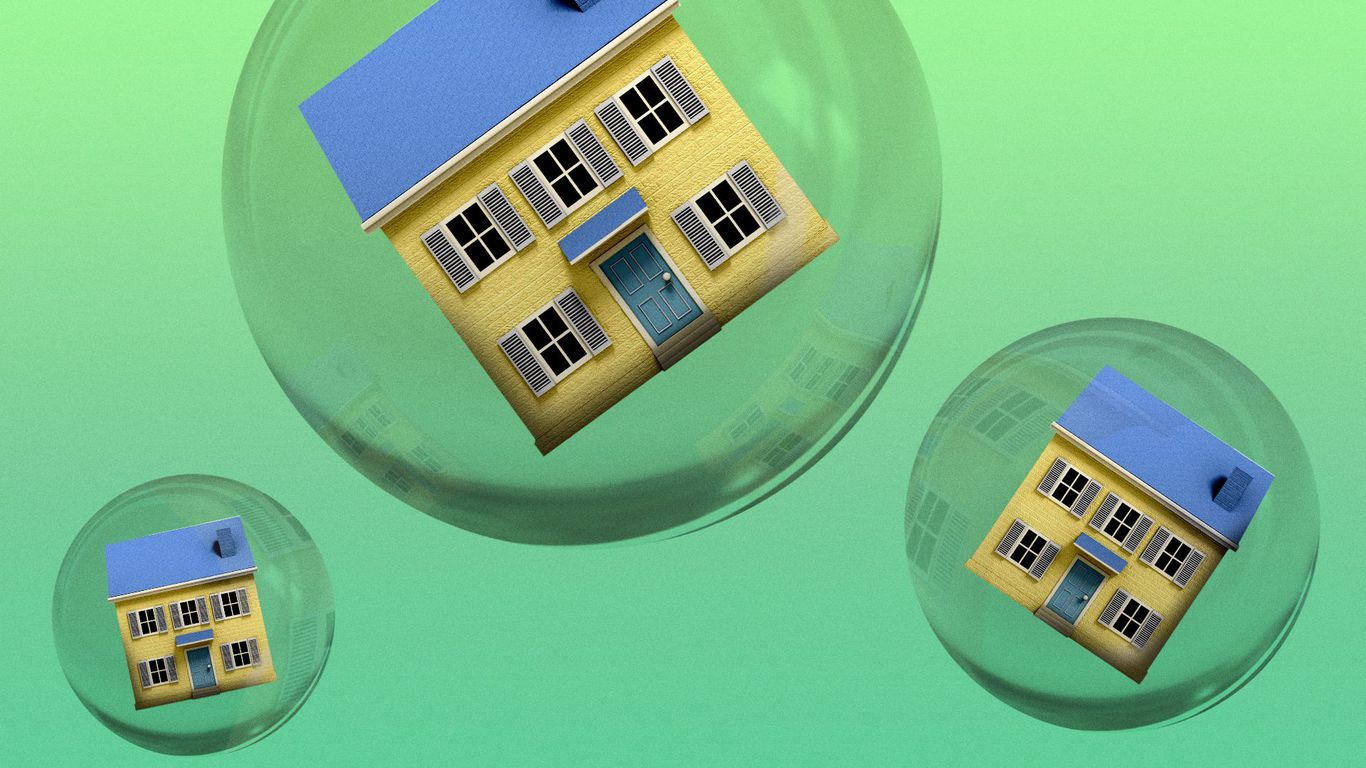 Government and central bank intervention have created a new housing bubble thumbnail