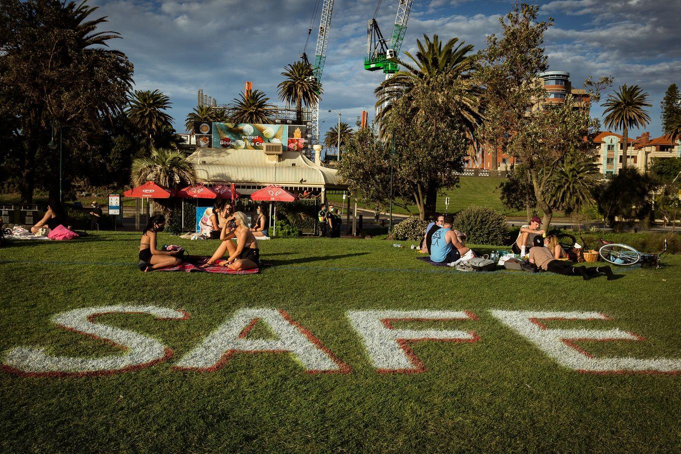 Australian city Melbourne to exit one of world's longest lockdowns thumbnail