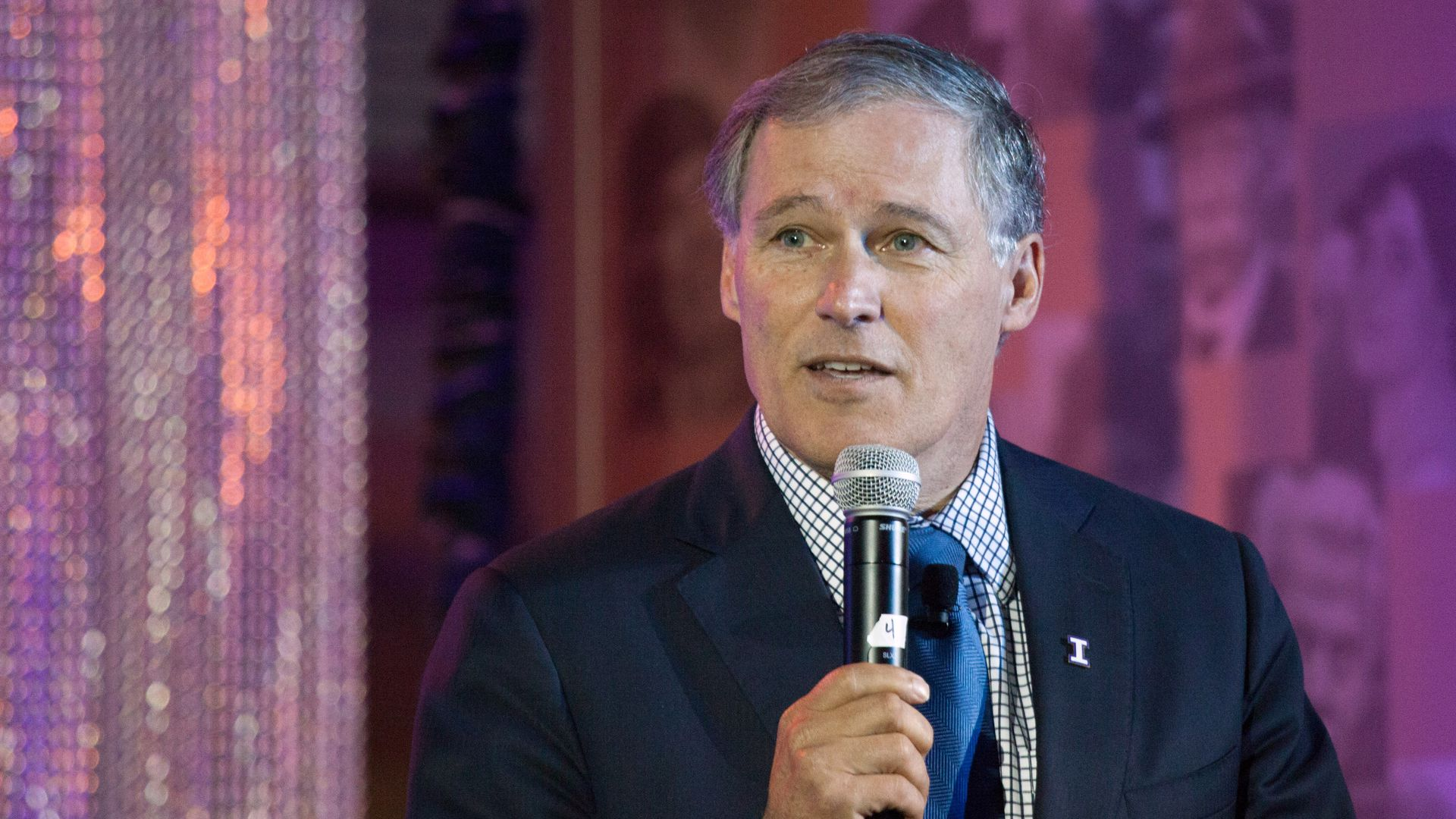 Jay Inslee on the issues, in under 500 words