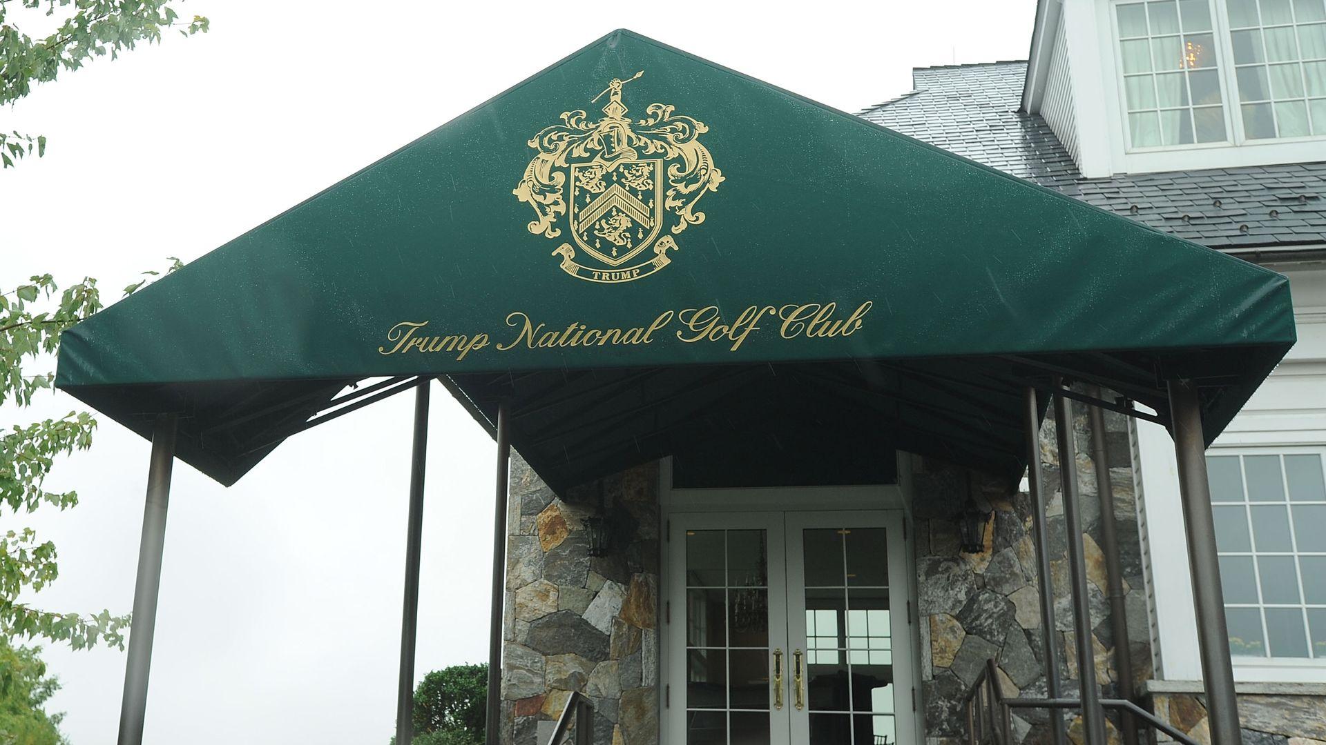 Trump National Golf Club Westchester.