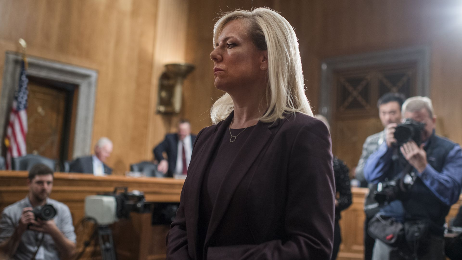 DHS chief