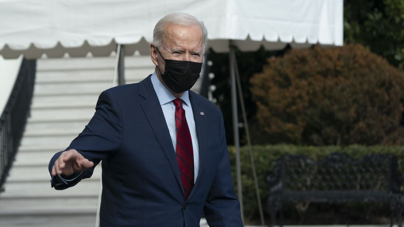 Biden explains justification for Syria strike in letter to congressional leadership thumbnail